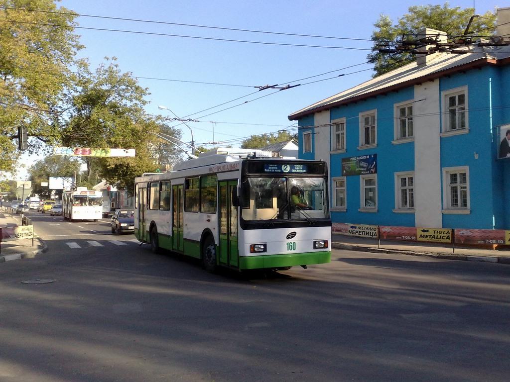 Бельцы (Молдова) - в этом городе я вышел из состояния ДП-ДР впервые